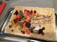 Le Gâteau de la finale